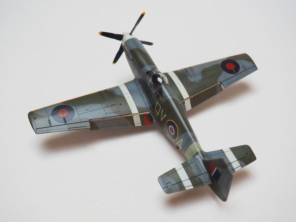 RAF Mustang Mk III