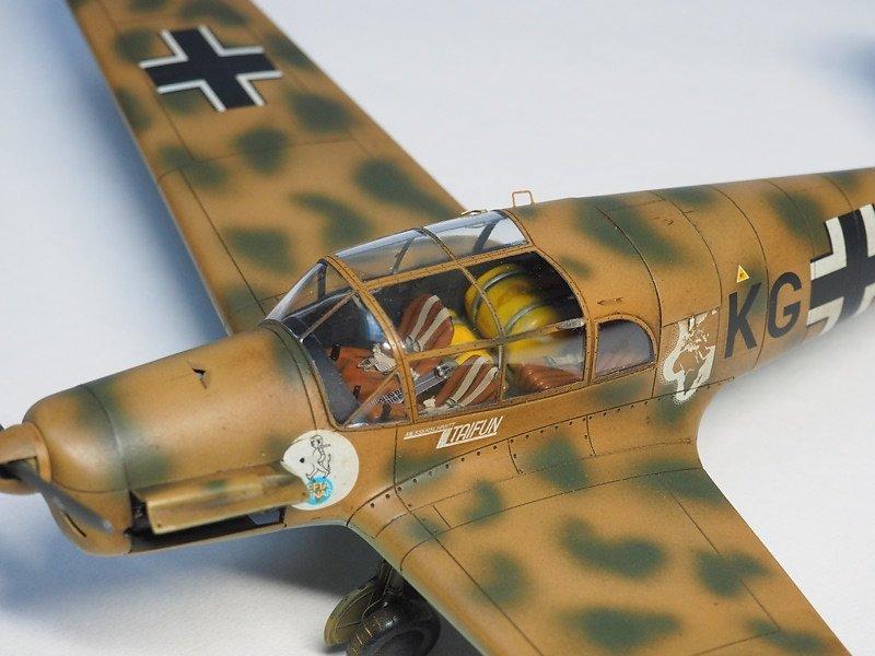 Bf 108 Taifun