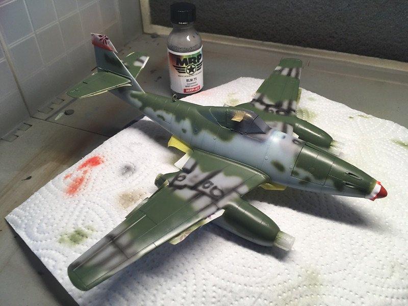 Hobby Boss Me 262